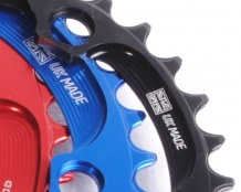 Raptor Chainring 110BCD - Narrow Wide