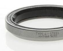 "Type 4 - Headset Bearings 1.5"" or Tapered 36x45 Degree x1"