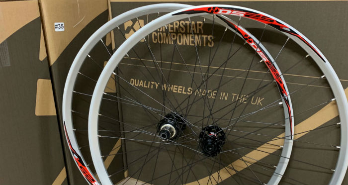 Mountain Road Bike Components Superstar Components