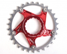 Edge Stainless Steel Modular Chainrings