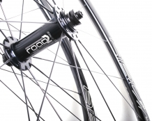Arc ULTRA Road2 Wheelset - UK Made Hubs