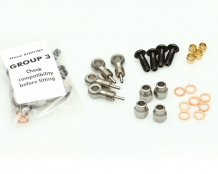 Hose Fitting Kit Stainless Steel
