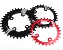 I/O Chainring 76BCD - Narrow Wide Style for SRAM XX1
