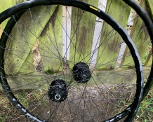 Mavic Open Pro UST DISC Wheelset