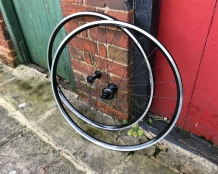 Pave ULTRA TUBULAR Road2 Wheelset - UK Made Hubs