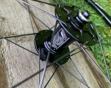 Pave ULTRA TUBULAR DISC V6 Wheelset - UK Made Hubs