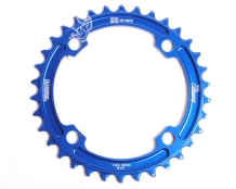 Raptor Chainring 104BCD - Narrow Wide