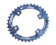 Raptor Chainring 96BCD Asymetric OVAL - XTR M9000 SPECIFIC