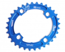Raptor Chainring 94 and 96BCD OVAL - Narrow Wide