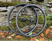 VENN ENDURO Carbon V6 Wheelset - UK Made Hubs