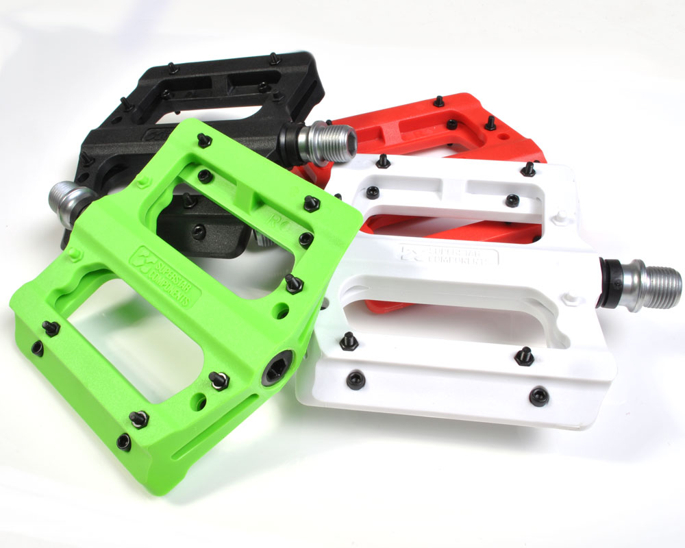 superstar components pedals