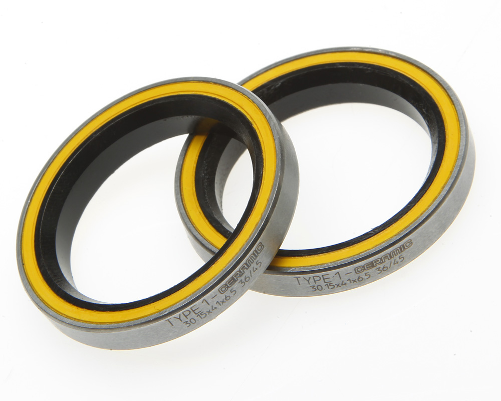 Type 1c Ceramic Headset Bearings 36x45 Degree
